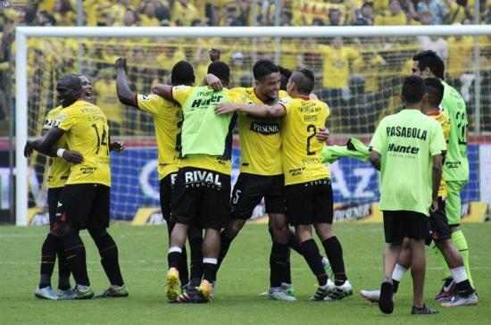 Barcelona va a la final del Campeonato Ecuatoriano