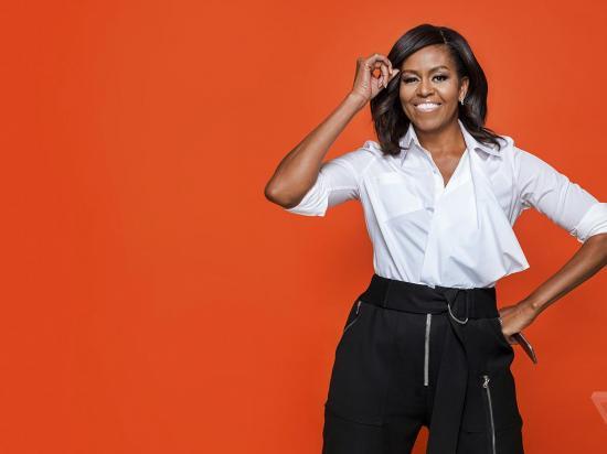 Michelle se fue de karaoke