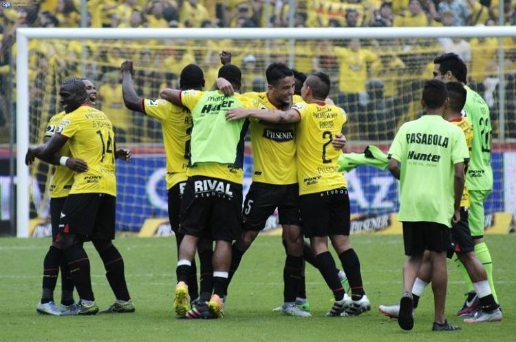 Barcelona va a la final del Campeonato Ecuatoriano de Fútbol
