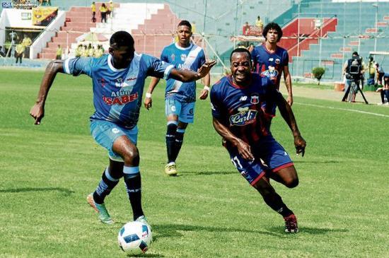 Manta FC empató 1-1 con Deportivo Quito