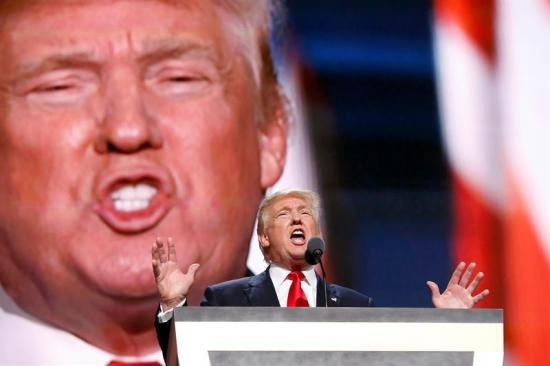 Donald Trump amenaza con sacar a EE.UU. de la OMC si es presidente