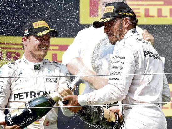 Hamilton sigue imparable; triunfa en el Gran Premio de Hungría