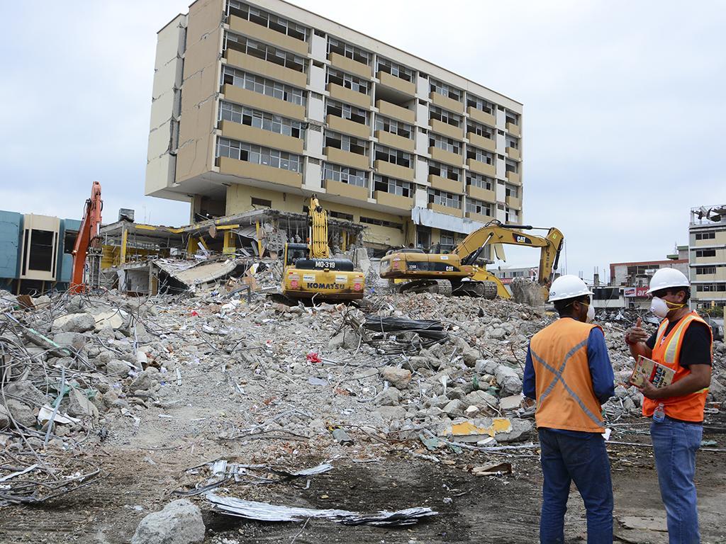 Alcalde de Portoviejo: 'Aún no recibimos recursos del Comité'