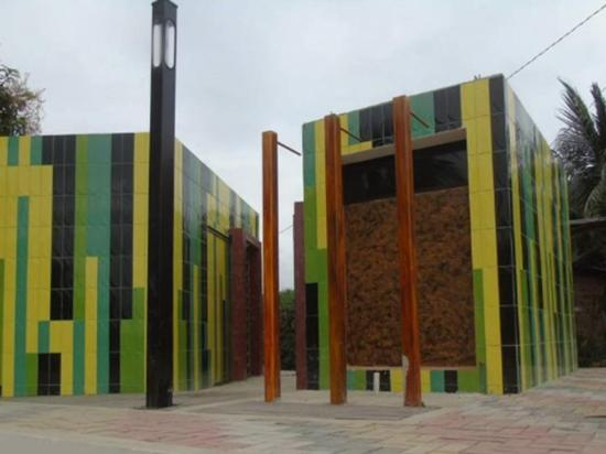 Dos obras se inauguran en Ángel Pedro Giler