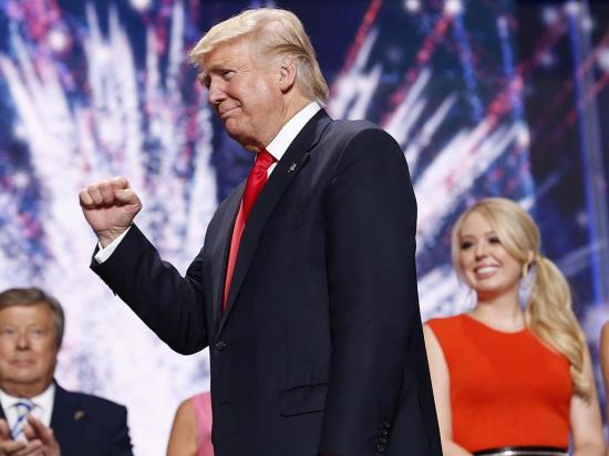 Trump propone salida de la omc