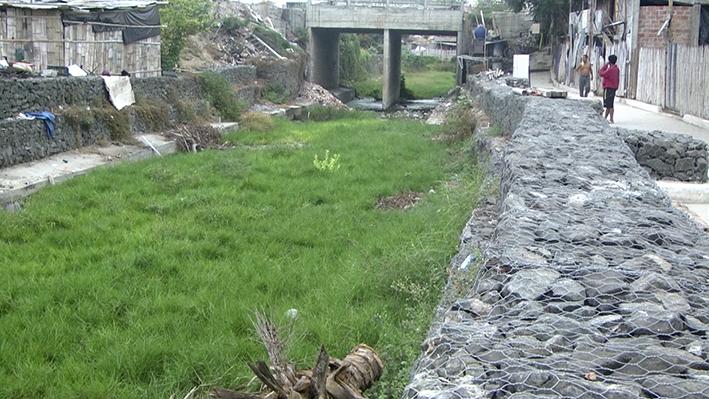 "Habitantes piden limpiar el ""Burro"""