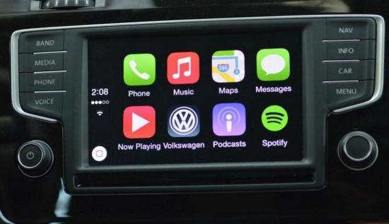 Ford incorporará Apple CarPlay y Android Auto en todos sus modelos 2017