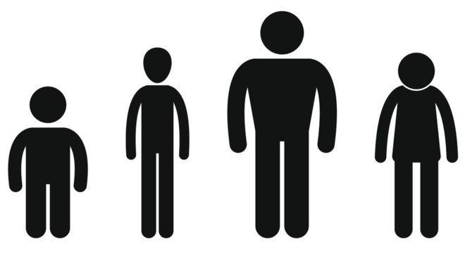 Los holandeses y las letonas, las personas más altas del mundo