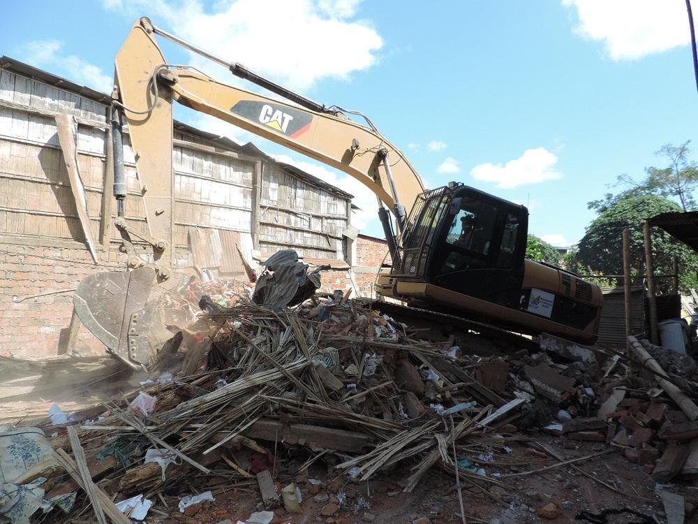 123 viviendas deben ser demolidas en Jipijapa