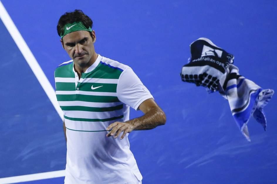 Federer se pierde los Juegos de Río y el resto de la temporada