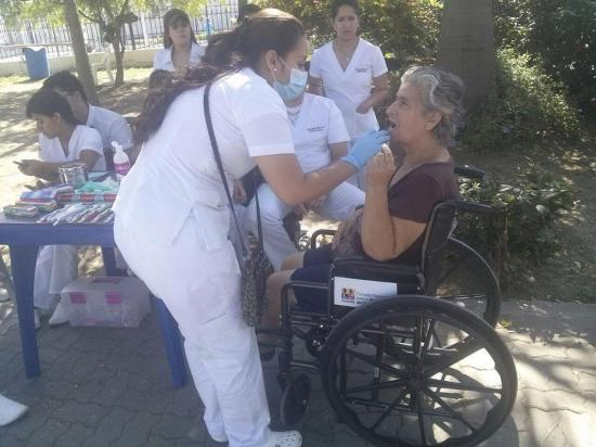 70 beneficiados en  jornada odontológica
