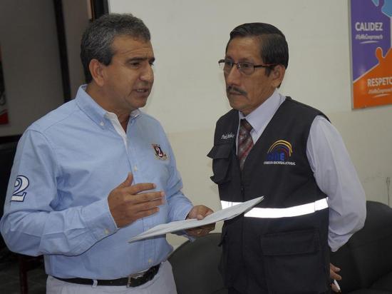 Líder de Machete hace un pedido de información pública al CNE