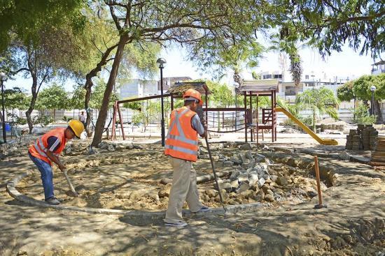 Municipio ejecuta obras, pero hay proyectos paralizados desde hace 3 años