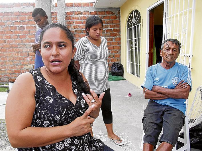 Jahaira 'estuvo muerta' durante dos semanas