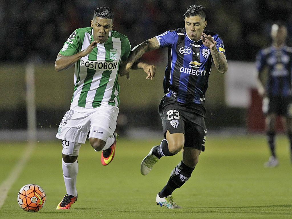 Independiente del Valle se 'juega la vida' ante Atlético Nacional