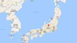 Un sismo de 5,3 grados sacude el centro de Japón sin alerta de tsunami