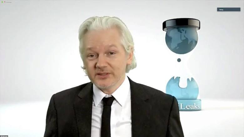 Assange amenaza con más filtraciones sobre las elecciones en EE.UU.