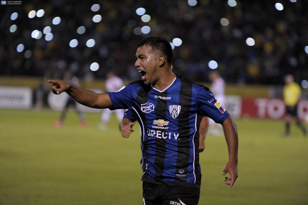 El manabita Junior Sornoza es fichado por el Fluminense de Brasil