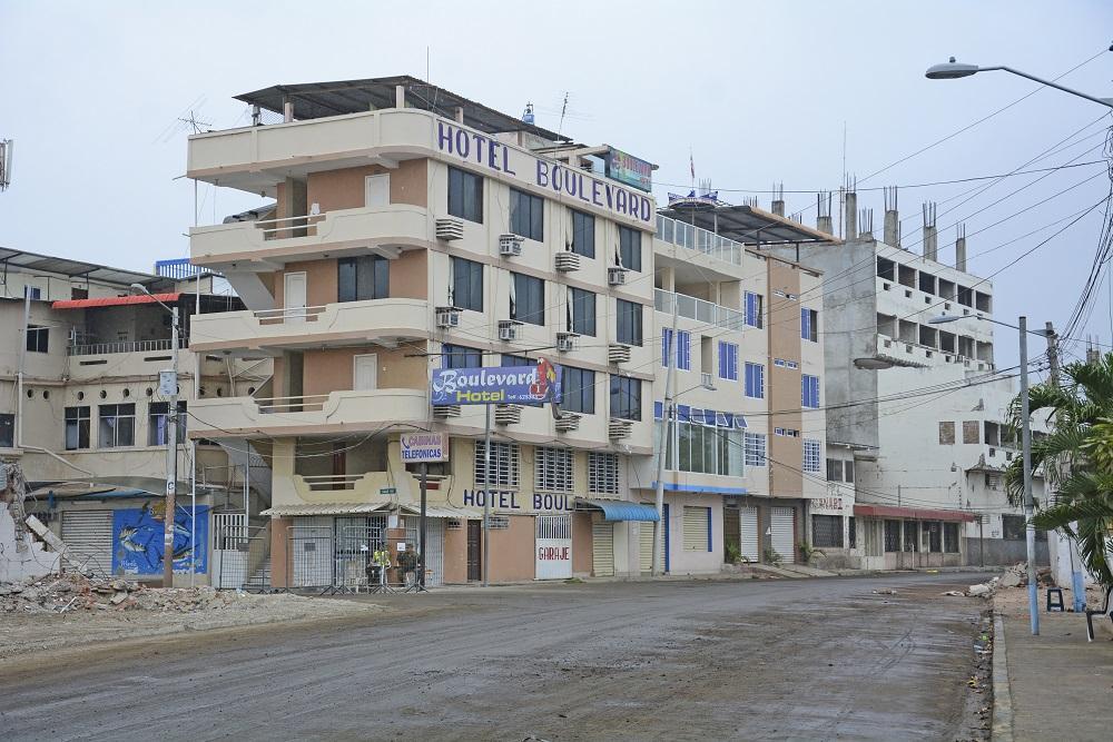 La zona hotelera de Tarqui abrirá este viernes