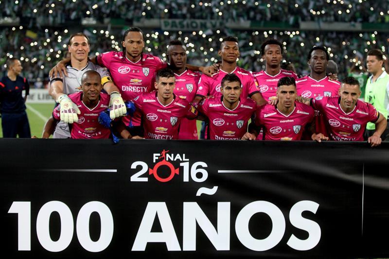 Ecuador agradece al Independiente del Valle por su campaña en la Libertadores