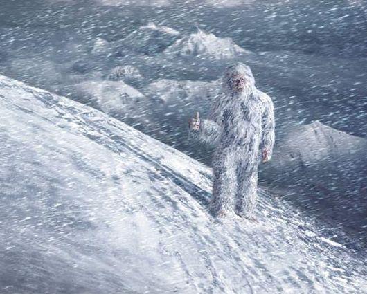Un presunto 'hombre de las nieves' siembra el pánico en Georgia