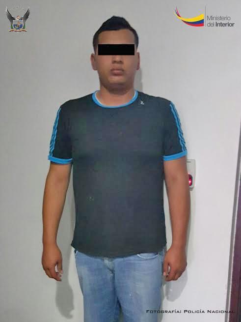 Operativo en Manta deja un detenido vinculado al robo de carros