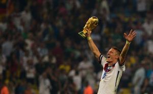 Bastian Schweinsteiger anuncia su retiro de la selección alemana de fútbol