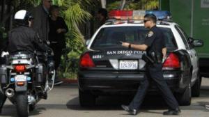 Un policía muerto y otro herido deja un tiroteo en California