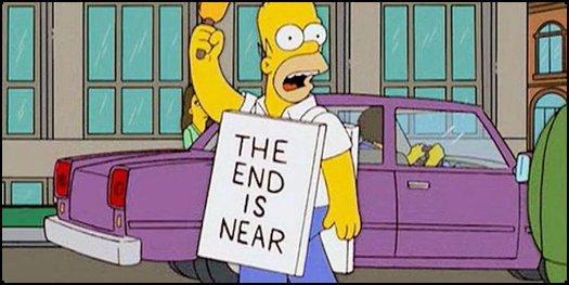 La profecía del fin del Mundo deja divertidos memes en la web