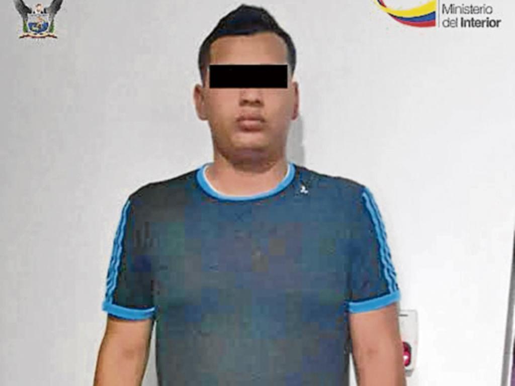 Detenido por sospechas de robo de carro