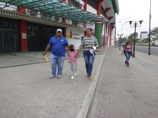 El terremoto del 16A los dejó sin sus padres