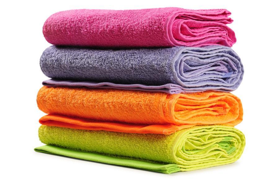 ¿Sabes cada cuánto tiempo hay que cambiar las toallas?