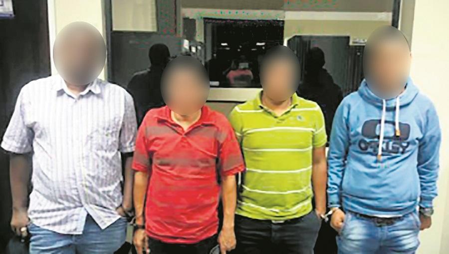 Cargaban armas y droga el diario ecuador for Interior y policia consulta de arma