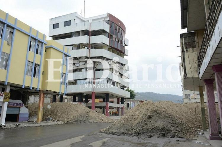 PORTOVIEJO: El Centro Médico del Pacífico será demolido este domingo
