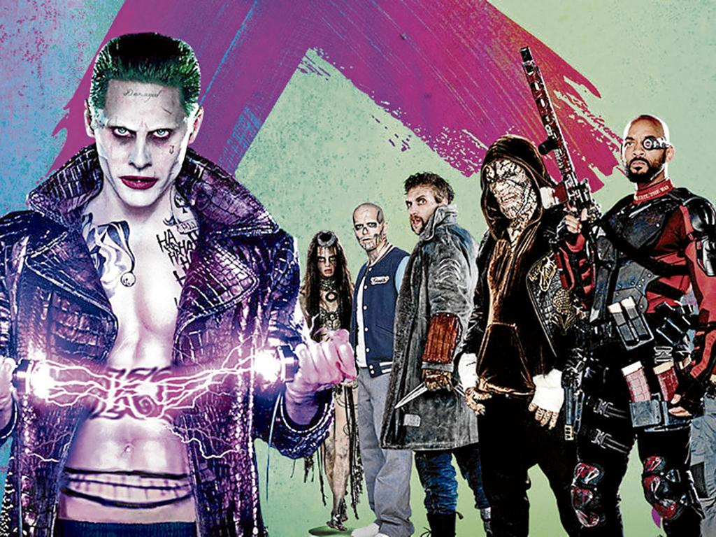 'Escuadrón Suicida': De villanos a superhéroes