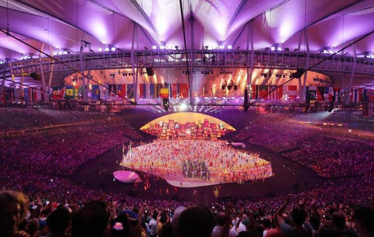 Ceremonia inaugural de los Juegos Olímpicos