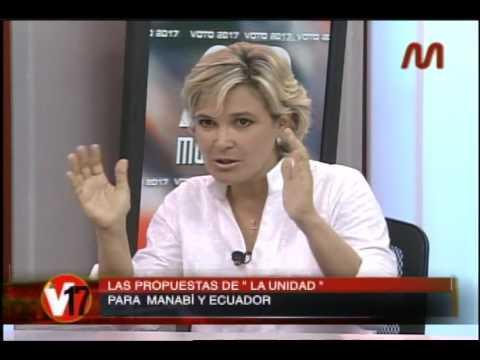 CYNTHIA VITERI - VOTO 2017 - 3 DE AGOSTO/2016 - BLOQUE 3