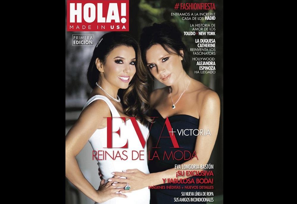 Publican la primera edición de la revista Hola! en EE.UU.