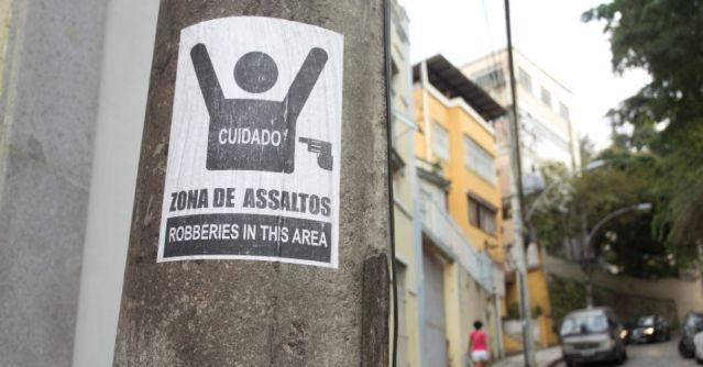 Atleta británico sufre asalto a mano armada en Río de Janeiro
