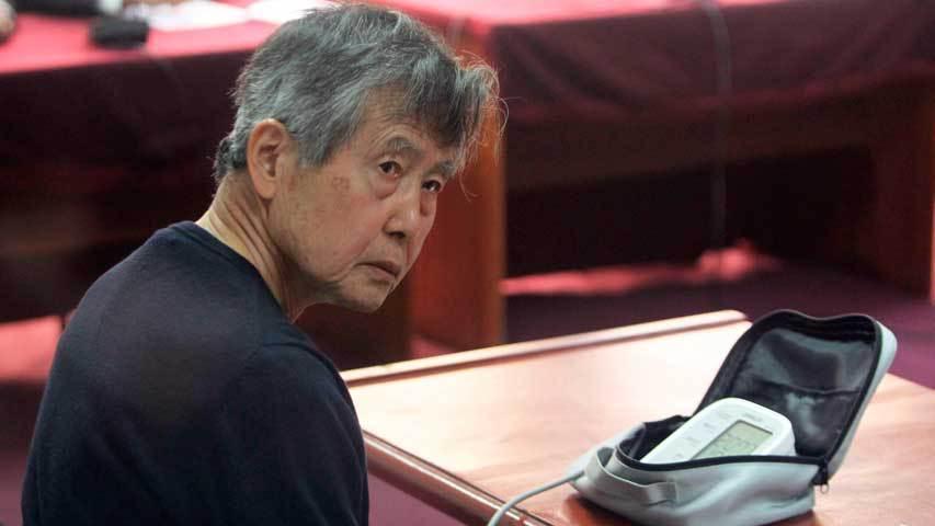 Alberto Fujimori desiste de indulto presidencial y evalúa acudir a la ONU