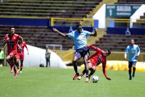 Universidad Católica y El Nacional empataron sin goles