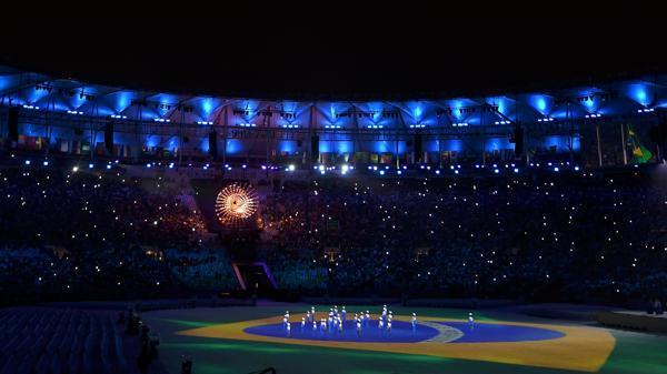 Brasil cierra con luces y carnaval la fiesta olímpica