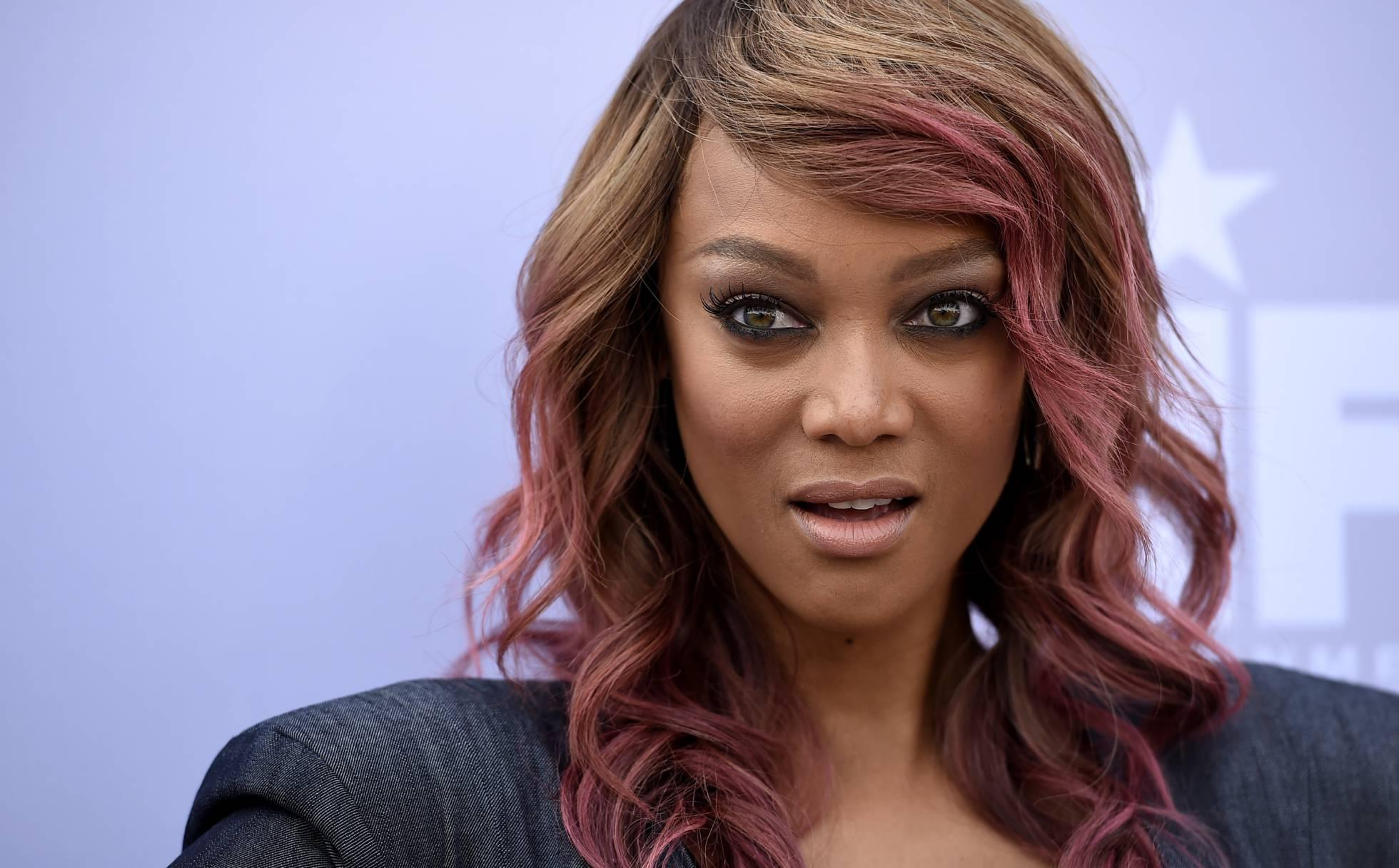 Tyra Banks, de supermodelo a maestra universitaria