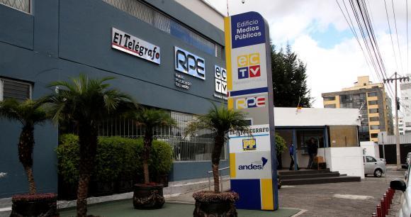 Medios Públicos EP acogerá a dos empresas de comunicación