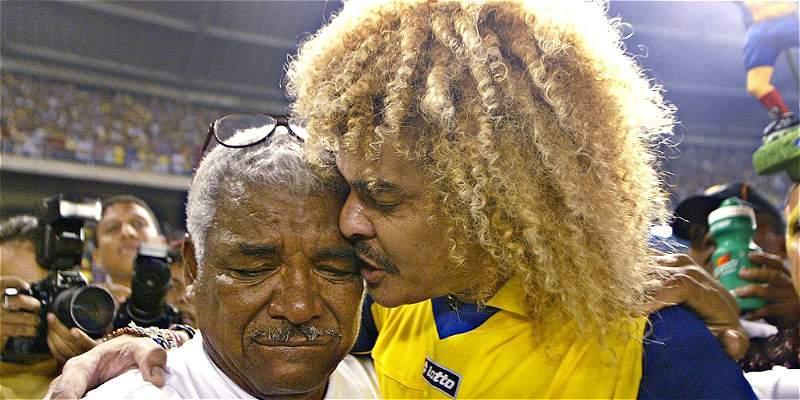 Muere el padre de Carlos 'El Pibe' Valderrama