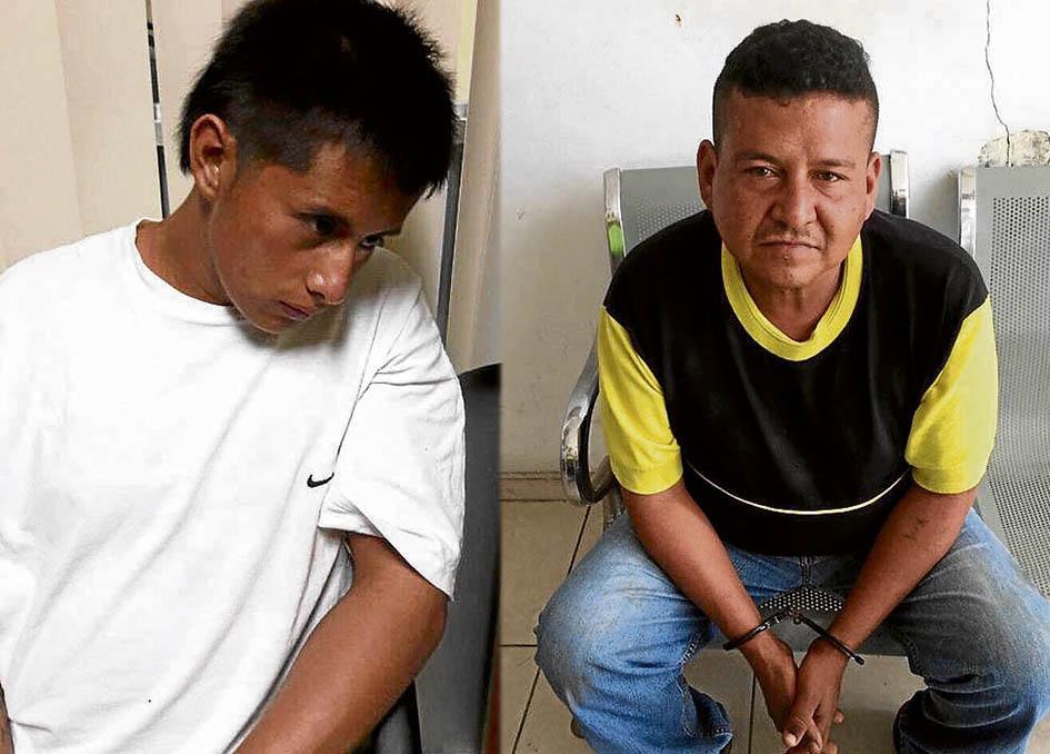 Policía los acusa de varios robos