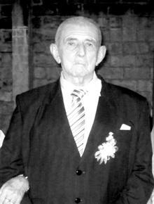 Sepelio Juan Ramón Cedeño Párraga