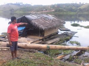 Niño de 4 años muere ahogado en la represa Daule-Peripa