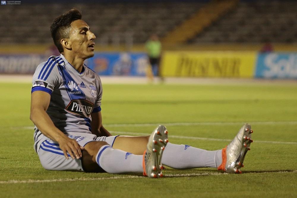 La Guaira toma ventaja en la serie ante Emelec en una fiesta de goles