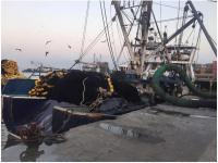 Dos trabajadores mueren al caer a un reservorio para pescado